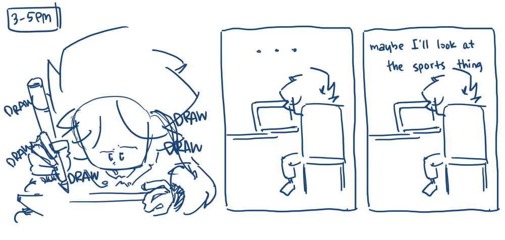 HOURLY COMICS 08