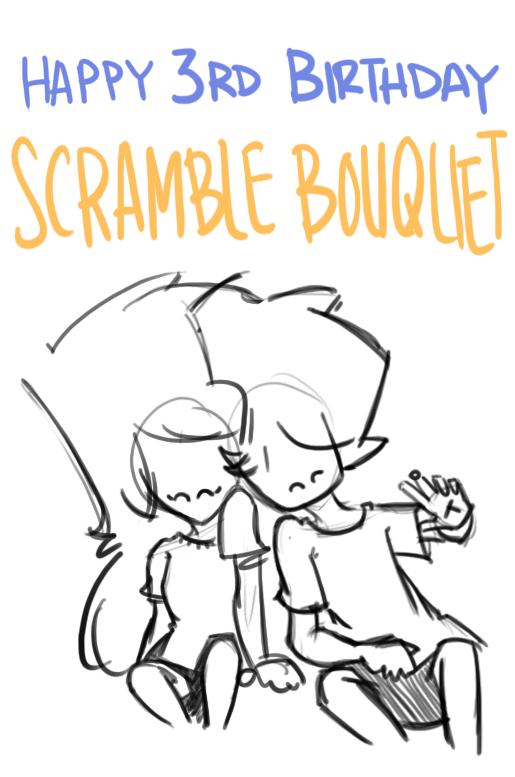 scrambleB 3 years
